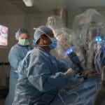 GIST robotic surgery