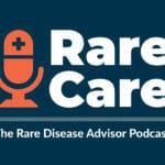 Rare Care podcast logo
